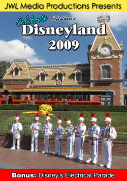 Disneyland Celebrate 2009