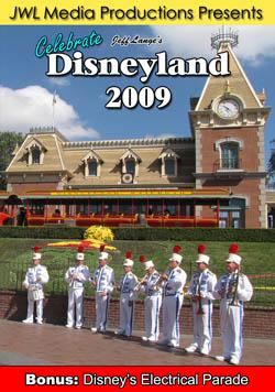 Disneyland Celebrate 2009