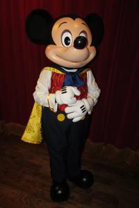 Talking Mickey Debuts at The Magic Kingdom photo 004