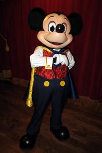 Talking Mickey Debuts at The Magic Kingdom photo 003