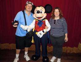Talking Mickey Debuts at The Magic Kingdom photo 005