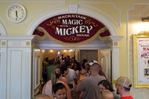Talking Mickey Debuts at The Magic Kingdom photo 002