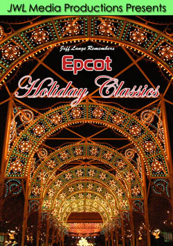 Epcot's Holiday Classics cover