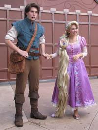 video 2 rapunzel and flynn rider magic kingdom flynn teaches the smolder 102410 this new meet and greet play and greet at the magic kingdom