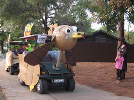 Walt Disney World Halloween Wrap Up Fort Wilderness
