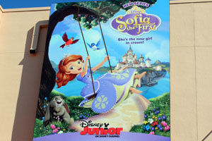 Sophia the First Disney Junior